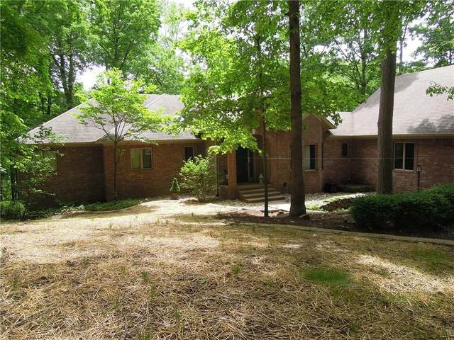 6740 E Woodland Court, Mooresville, IN 46158 (MLS #21712561) :: The Indy Property Source