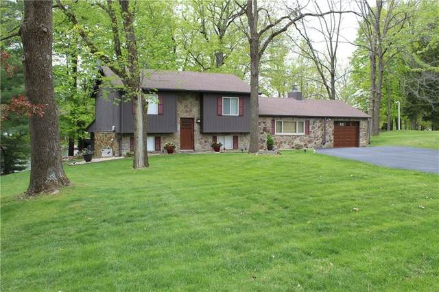 5253 S Maple Drive, Crawfordsville, IN 47933 (MLS #21712580) :: Mike Price Realty Team - RE/MAX Centerstone
