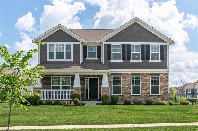 1613 Altair Drive, Carmel, IN 46032 (MLS #21712582) :: Heard Real Estate Team | eXp Realty, LLC