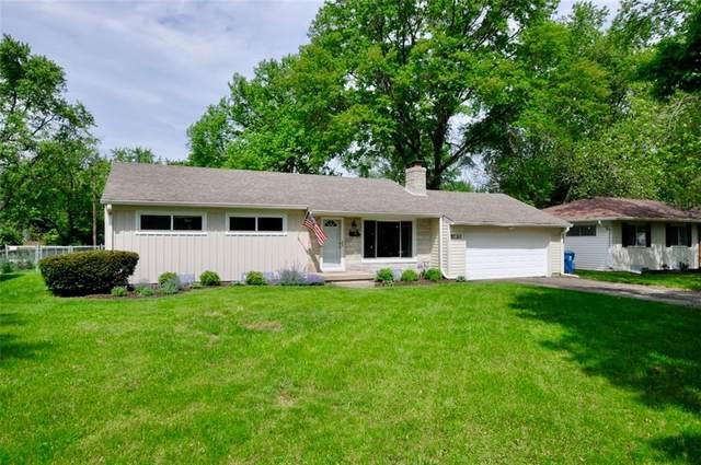 5730 N Parker Avenue, Indianapolis, IN 46220 (MLS #21712586) :: Heard Real Estate Team | eXp Realty, LLC