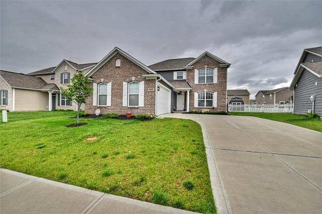 8847 Melville Court, Indianapolis, IN 46239 (MLS #21712590) :: Heard Real Estate Team | eXp Realty, LLC
