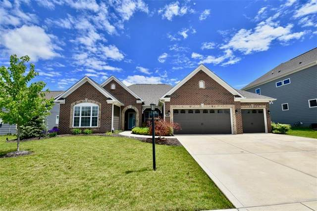 10161 Pepper Tree Lane, Noblesville, IN 46060 (MLS #21712594) :: Heard Real Estate Team | eXp Realty, LLC