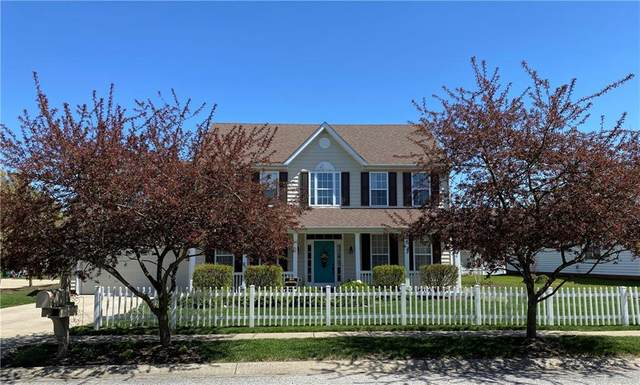 571 Davis Court, Indianapolis, IN 46234 (MLS #21712595) :: Heard Real Estate Team   eXp Realty, LLC