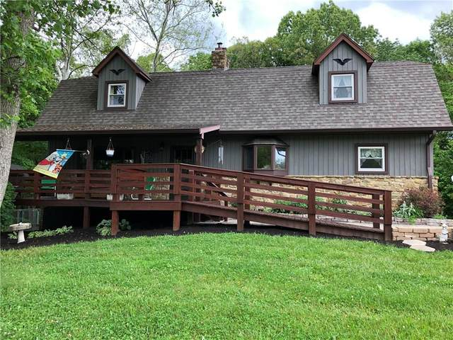 3585 Wilbur Road, Martinsville, IN 46151 (MLS #21712601) :: AR/haus Group Realty
