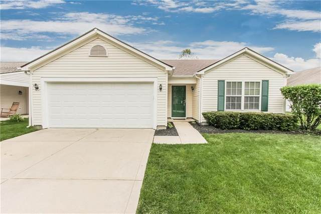 8507 Smithfield Lane, Indianapolis, IN 46237 (MLS #21712605) :: Heard Real Estate Team | eXp Realty, LLC