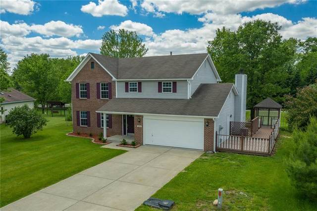 694 Sugar Maple Lane, Mooresville, IN 46158 (MLS #21714634) :: Mike Price Realty Team - RE/MAX Centerstone