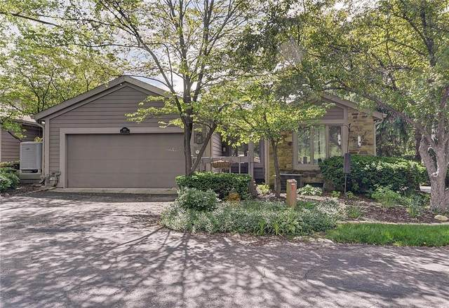 8461 Bay Point Drive, Indianapolis, IN 46240 (MLS #21714635) :: The Indy Property Source