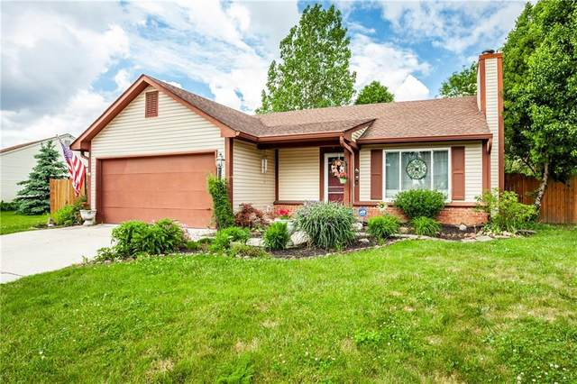 6244 Hazelhatch Drive, Indianapolis, IN 46268 (MLS #21714637) :: Mike Price Realty Team - RE/MAX Centerstone