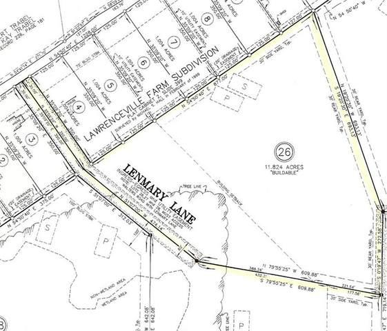 0 Lenmary Lane, Sunman, IN 47041 (MLS #21714642) :: Richwine Elite Group