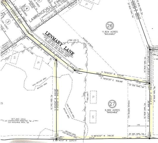 0 Lenmary Lane, Sunman, IN 47041 (MLS #21714643) :: Richwine Elite Group