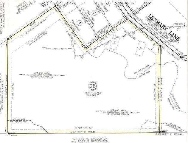 0 Lenmary Lane, Sunman, IN 47041 (MLS #21714646) :: Richwine Elite Group