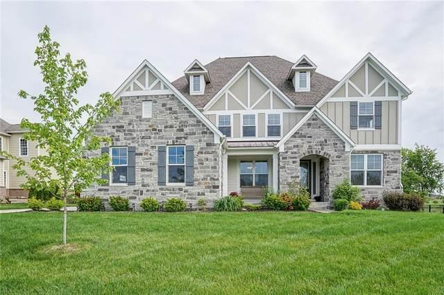 3346 Shelborne Woods Parkway, Carmel, IN 46032 (MLS #21714652) :: Heard Real Estate Team | eXp Realty, LLC