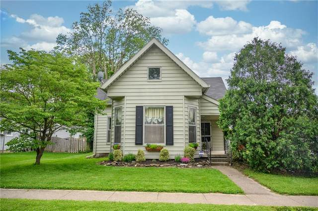 298 Breckenridge Street, Franklin, IN 46131 (MLS #21714660) :: The Indy Property Source