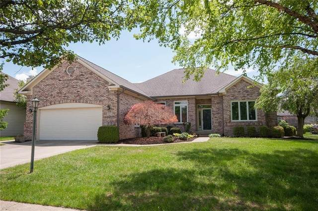 7317 Lightship Court, Fishers, IN 46038 (MLS #21714667) :: The Evelo Team