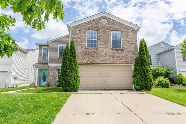 10752 Grace Drive, Ingalls, IN 46048 (MLS #21714668) :: The ORR Home Selling Team