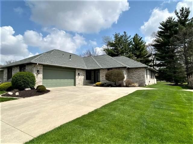 3122 Lamplighter Lane, Kokomo, IN 46902 (MLS #21714685) :: Anthony Robinson & AMR Real Estate Group LLC