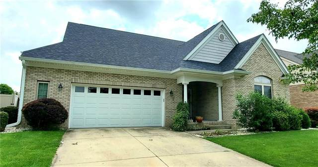 3415 Edgefield, Columbus, IN 47203 (MLS #21714693) :: The Indy Property Source