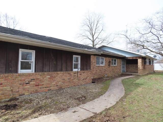 5826 E River Road, Montpelier, IN 47359 (MLS #21714701) :: Heard Real Estate Team | eXp Realty, LLC