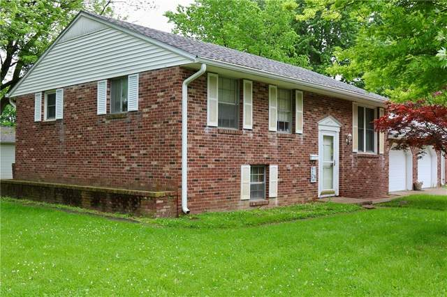 1410 Rosewood Lane, Crawfordsville, IN 47933 (MLS #21714705) :: The Indy Property Source