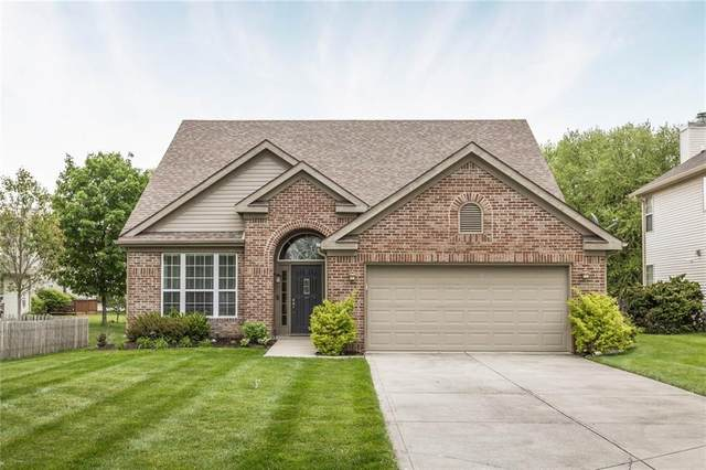 11137 Blackstone Court, Carmel, IN 46032 (MLS #21714710) :: The Indy Property Source
