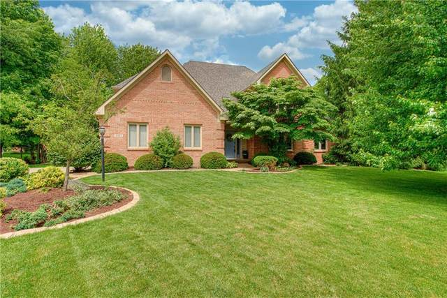 12223 Pentwater Court, Indianapolis, IN 46236 (MLS #21714713) :: The Evelo Team
