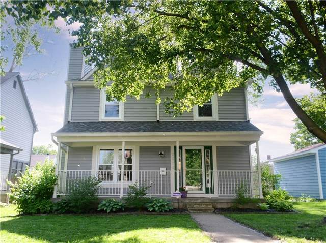 2624 N New Jersey Street, Indianapolis, IN 46205 (MLS #21714722) :: The Evelo Team