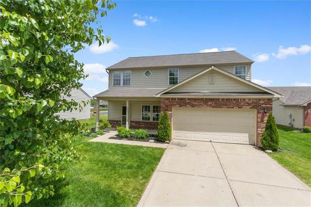 777 Taney Court, Avon, IN 46123 (MLS #21714728) :: The Evelo Team