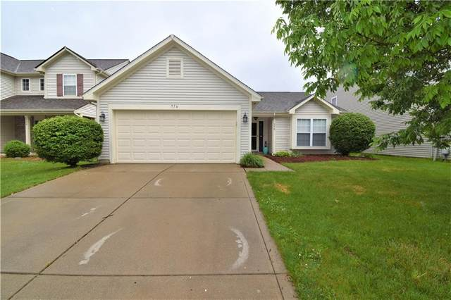 776 Tall Timber Drive, Greenwood, IN 46143 (MLS #21714740) :: David Brenton's Team