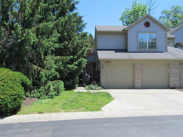 7544 Reflections Drive #4, Indianapolis, IN 46214 (MLS #21714742) :: The ORR Home Selling Team