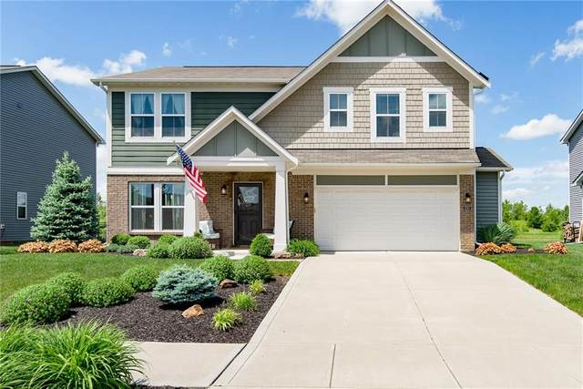 6084 W Brickell Lane, Mccordsville, IN 46055 (MLS #21714759) :: The Indy Property Source