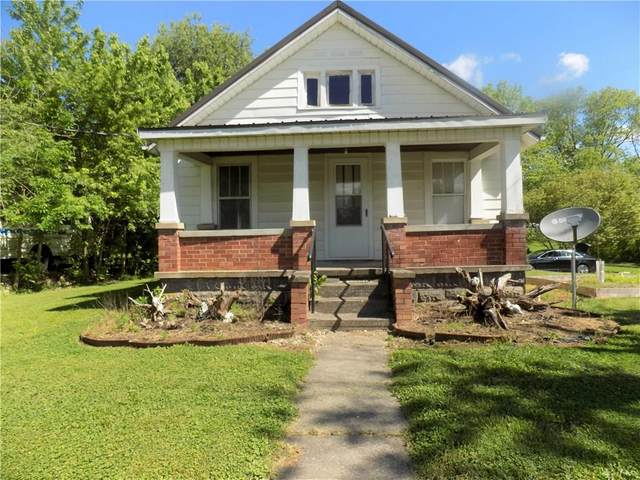 917 W Us 40, Greencastle, IN 46135 (MLS #21714766) :: The Indy Property Source