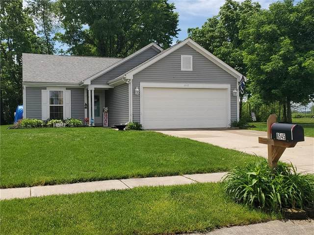 6545 Knobstone Way, Indianapolis, IN 46203 (MLS #21714788) :: AR/haus Group Realty