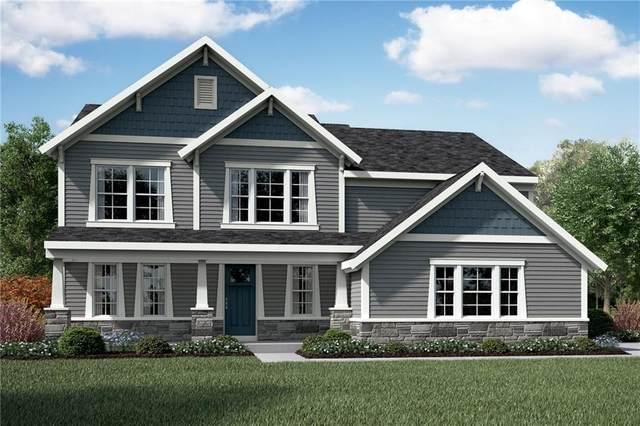 8411 Treeline Lane, Mccordsville, IN 46055 (MLS #21714806) :: Anthony Robinson & AMR Real Estate Group LLC