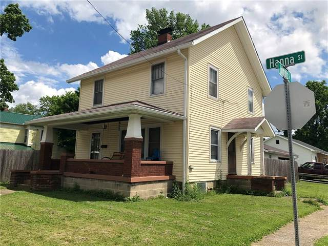 502 E Hanna Street, Greencastle, IN 46135 (MLS #21714811) :: Mike Price Realty Team - RE/MAX Centerstone