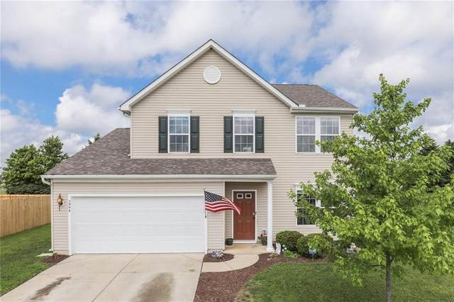 2998 Underwood Court, Whiteland, IN 46184 (MLS #21714820) :: David Brenton's Team