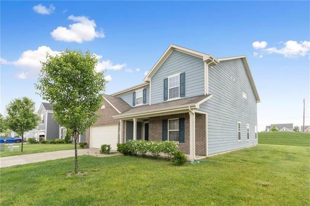 2257 Hampton Drive, Franklin, IN 46131 (MLS #21714829) :: The Indy Property Source