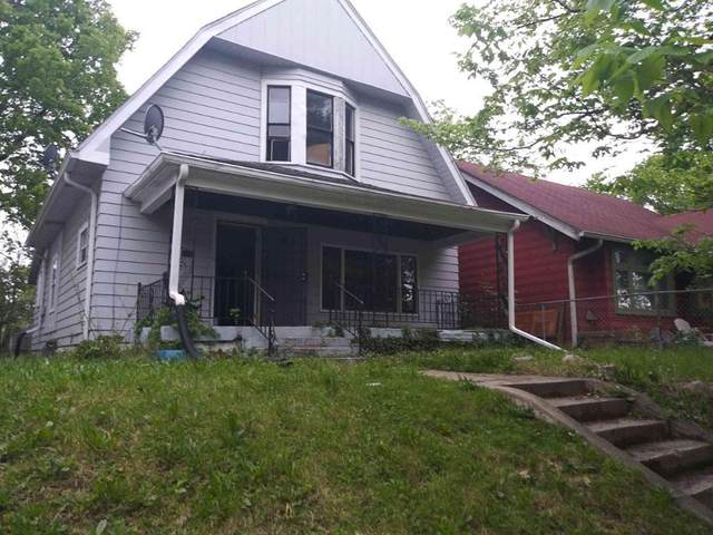 1536 N Dearborn Street, Indianapolis, IN 46201 (MLS #21714830) :: Anthony Robinson & AMR Real Estate Group LLC