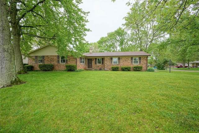 4342 Stuart Drive, Brownsburg, IN 46112 (MLS #21714836) :: The Indy Property Source