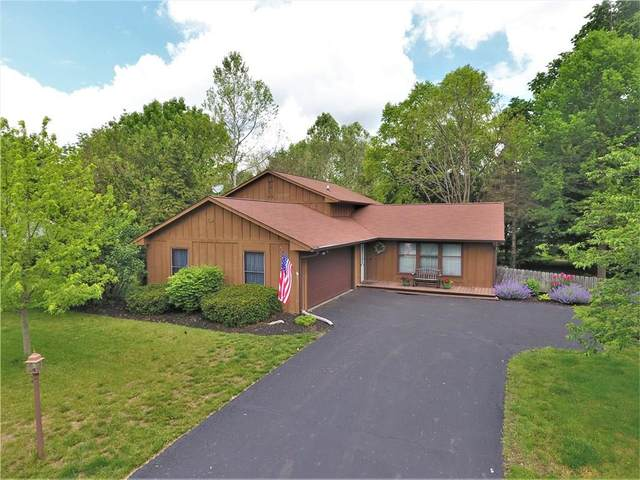 11365 Wood Creek Drive, Carmel, IN 46033 (MLS #21714849) :: The Indy Property Source