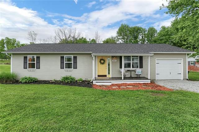 3695 W 250 N, Bargersville, IN 46106 (MLS #21714866) :: The Indy Property Source
