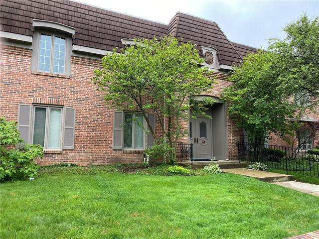 5529 Roxbury Terrace, Indianapolis, IN 46226 (MLS #21714894) :: Mike Price Realty Team - RE/MAX Centerstone