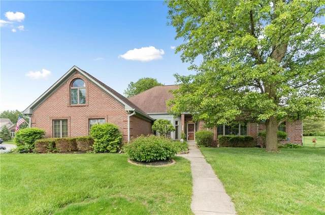 1342 Kingsway Drive, Avon, IN 46123 (MLS #21714895) :: The Indy Property Source