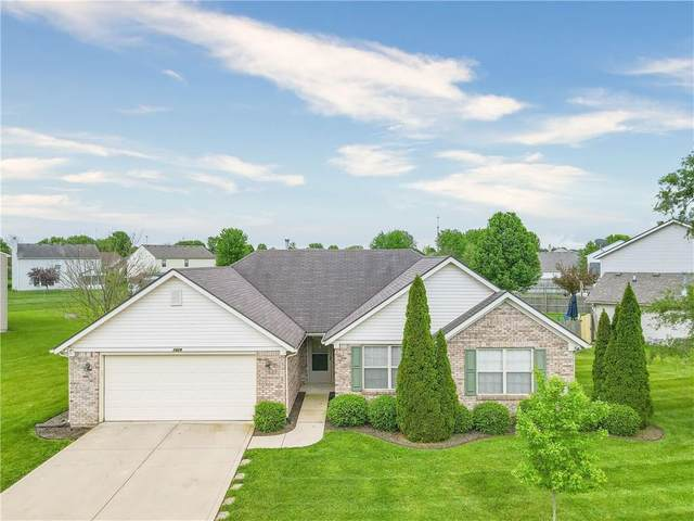1929 Founders Drive, Greenfield, IN 46140 (MLS #21714910) :: The Indy Property Source