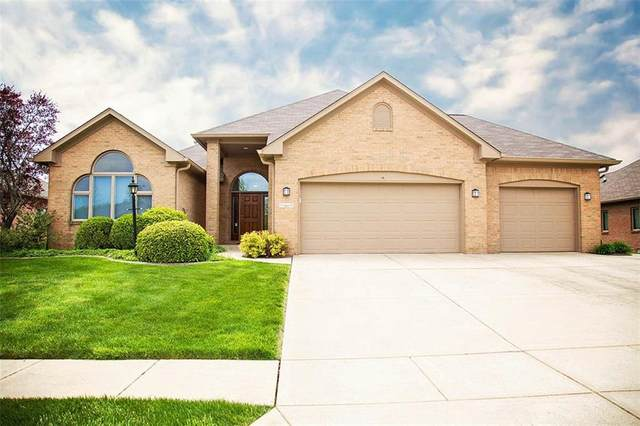 113 Augusta Drive, Brownsburg, IN 46112 (MLS #21714911) :: The Indy Property Source