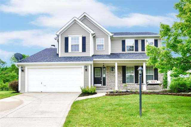 7408 Bancaster Drive, Indianapolis, IN 46268 (MLS #21714915) :: The Indy Property Source