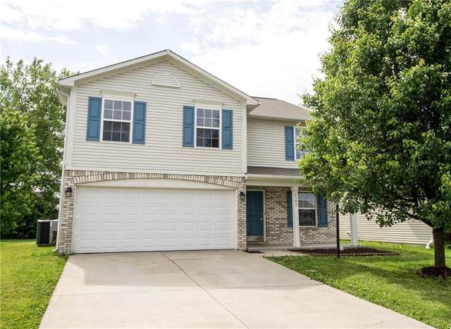 7346 Mosaic Drive, Indianapolis, IN 46221 (MLS #21714929) :: Heard Real Estate Team | eXp Realty, LLC