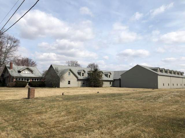 97 N 150 W, Greenfield, IN 46140 (MLS #21714934) :: The Indy Property Source