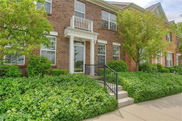 13159 Minden Drive #1503, Fishers, IN 46037 (MLS #21714935) :: The Indy Property Source