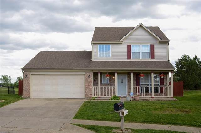 739 Greene Court, Avon, IN 46123 (MLS #21714944) :: The Indy Property Source