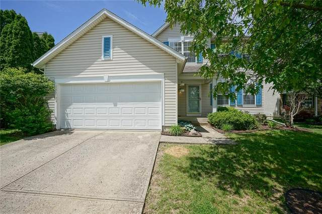 14056 Wheeling Ct, Fishers, IN 46038 (MLS #21714945) :: The Indy Property Source